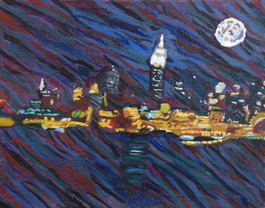 NYC Nightscape