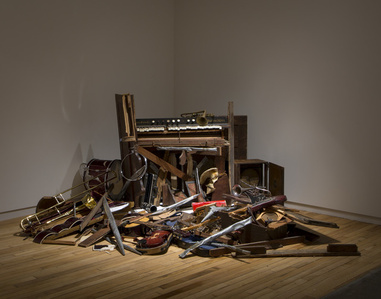 After the Revival (Vox Humana III: The Strength of Music Lives After the Instruments Are Destroyed)