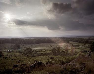 Gettysburg: From Little Round Top