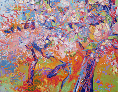 Apple Blossom Opus 2