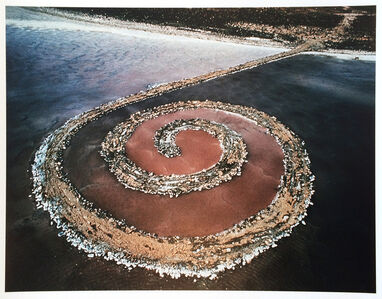 Spiral Jetty (Color)