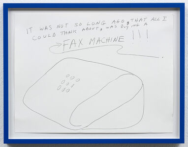 From Fax Machine Series