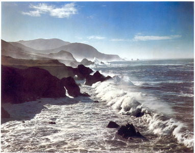 Surf and Headlands