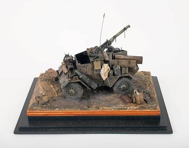 Armored Vehicle Model