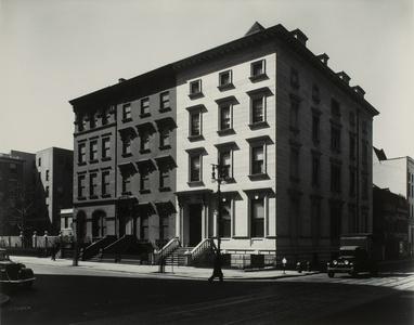 Fifth Avenue Houses, No. 4, 6, 8, New York, 1936