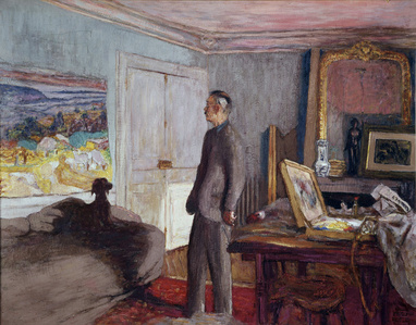 Portrait of Pierre Bonnard (Portrait de Pierre Bonnard)