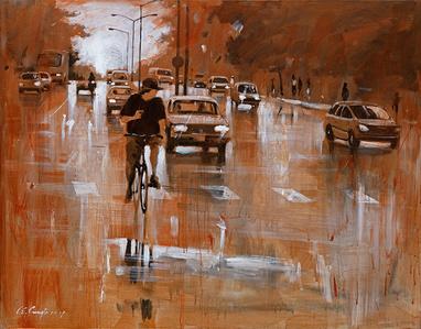 Serie Bicicletas I
