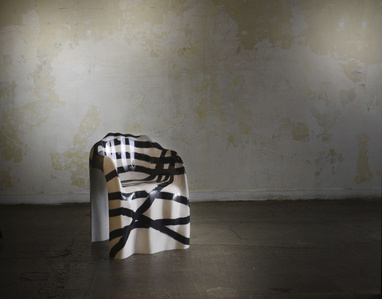 Strata Stripes Chair