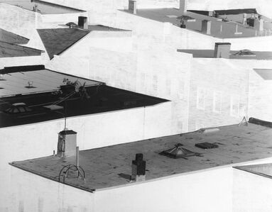 Untitled (rooftops #23)