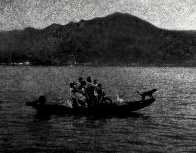 RAW - Ferry Voyagers at the Guan Yin Shan, 生-觀音山下的渡船人