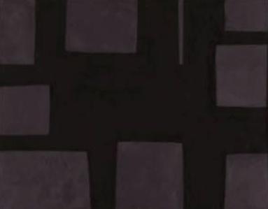 Grata nera fondo grigio
