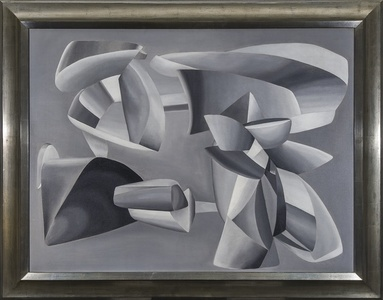 Grey Scale Composition