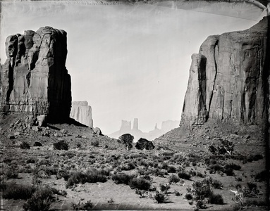 Monument Valley (The Elger Sanction)