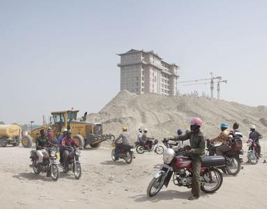 Africa Junctions, Oniru Estate, Lagos, Nigeria