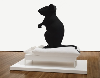 Mann und Maus