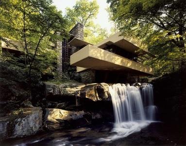 Edgar Kaufmann House, Fallingwater
