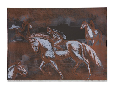 Onyx horses