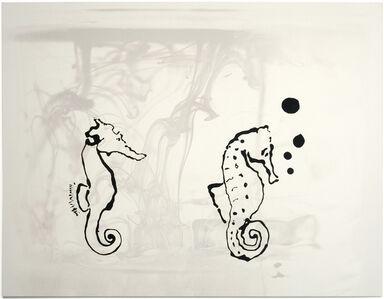 Dream machine's seahorses