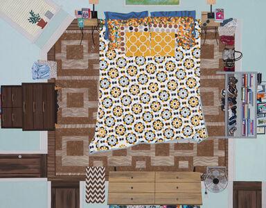 Crooked Bedspread