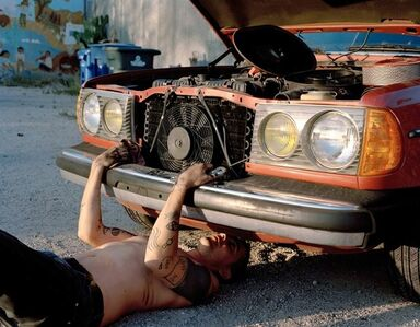 Justine Kurland: Sincere Auto Care