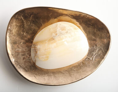 Oyster Sconce