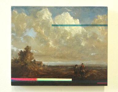 Landscape with Horseman II