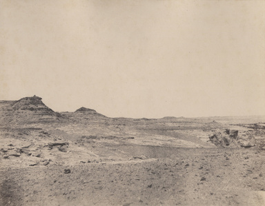 """""""4 . Etude de terraines pres de Gebel Abousir (2e cataracte)"""""""