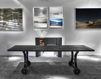 'Transit' Dining Table