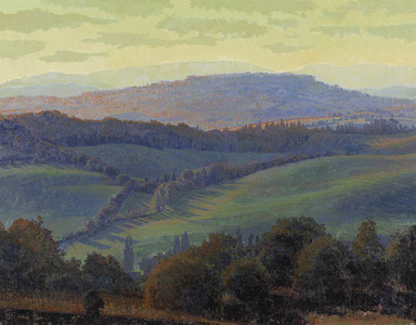 Early August Morning, Camerino
