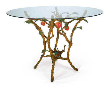 Nose Hill Apple Table (Breakfast Table)