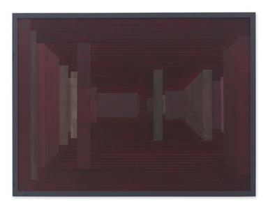 Labirinto IV - Vermelho [Maze IV - Red]