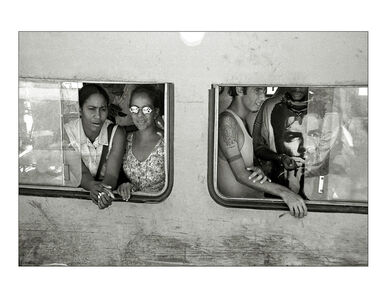 Untitled, from the series Rail-Road
