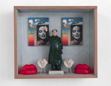 Salvador Dali (Mao - Marilyn)