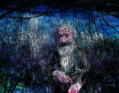 Karl Marx, he is from Germany