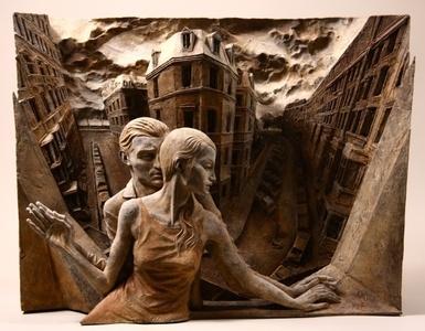 Embankment lovers