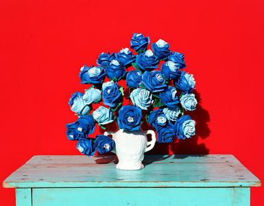 El Que Quiere Azul Celeste Que Le Cueste