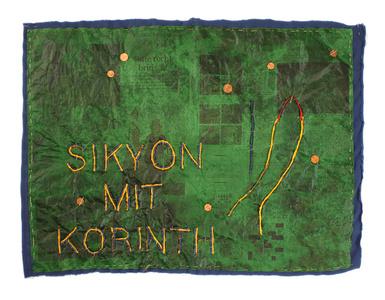 Sikyon mit Korinth - Landschaften Griechenlands