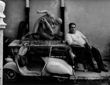 Rome, Cinecittà, 1956