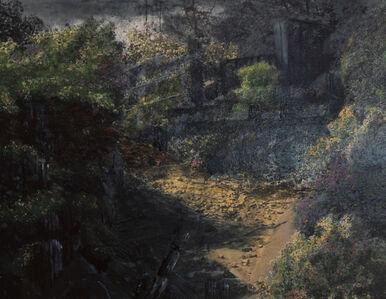 When Trees Grow Over Cities: Gardens II