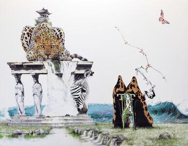 Instant Landscape-Leopard #1
