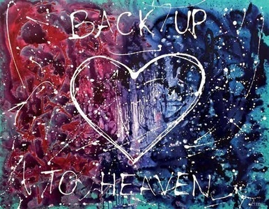 Back up to heaven