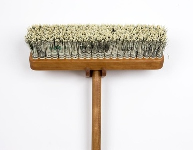 Very Expensive Push Broom
