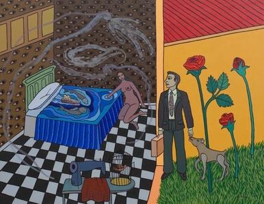 Untitled (Surreal Dreams), 1994