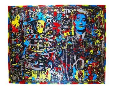 Pablo Picasso x Salvador Dali