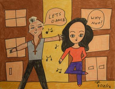 Dancing with Julius