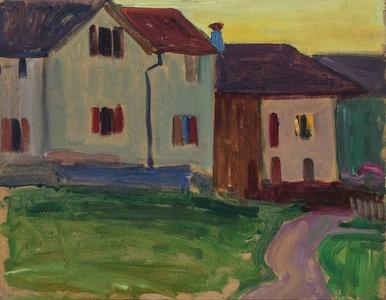 Häuser in Murnau