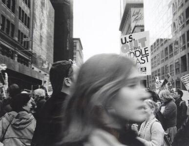 Anti-War Protest N.Y.C.