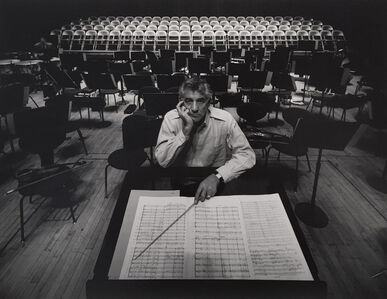 Leonard Bernstein, New York City