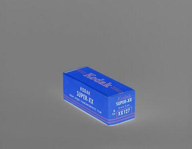 Negative Kodak Super-XX 127 November 1951