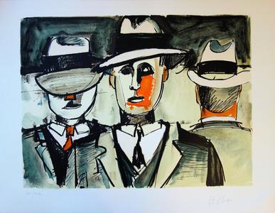 Three American Gangsters